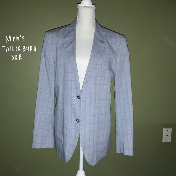 b416c2bc150 Tailorbyrd Suits   Blazers
